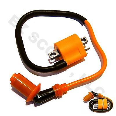 High Performance Racing Ignition Coil 2Stroke 1E40Qmb 1Pe40Qmb Scooter Yamaha