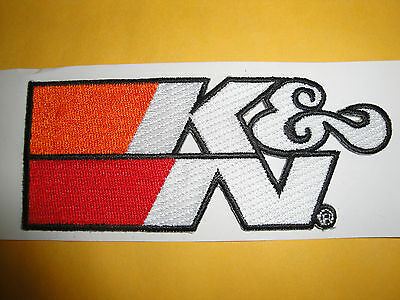 K&N Filters Racing Patch LOOK!!! FREE SHIPPING!!!