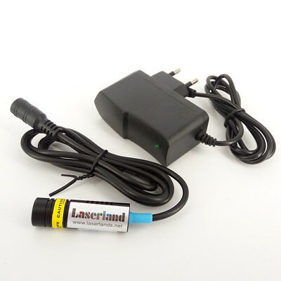 Focusable 830nm 300mW IR Infrared Laser Diode Module Lazer Dot with w/ Adapter