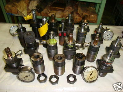 Enerpac Parts - Lot of 23 Assorted Parts