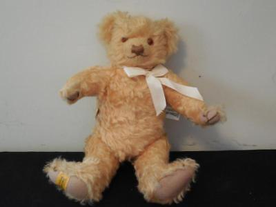Vintage Merrythought Stuffed Teddy Limited Edition Mohair Bear #1711 of 2500