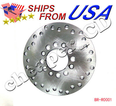 FRONT REAR DISC BRAKE ROTOR 50cc 70cc 90cc 110cc 125cc ATV Quad Chinese Taotao