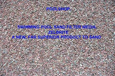 Filter Media Zelbrite Zeolite Pool Swimming Sand Filtration Cleaner Water Pump