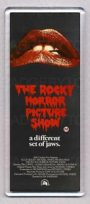 THE ROCKY HORROR PICTURE SHOW large movie poster FRIDGE MAGNET  -  COOL!