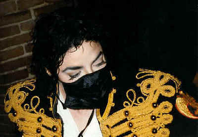 Michael Jackson Mask (Any Color)