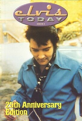 Elvis Today 2002  Issue No. 08 (Official Elvis Magazine)