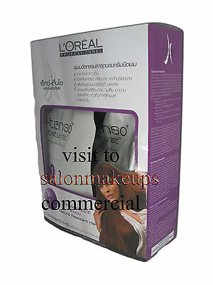 X-Tenso Moisturist Loreal professional hair straightening natural normal expert