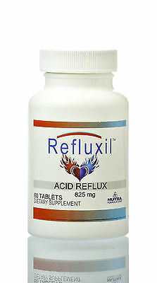 Refluxil Natural Relief Antacid Remedy for Acid Reflux, Heartburn & Gerd