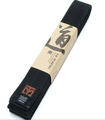 Mooto Do Black Taekwondo Belt