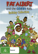 Fat Albert & The Cosby Kids Holiday Collection New DVD Region ALL Sealed