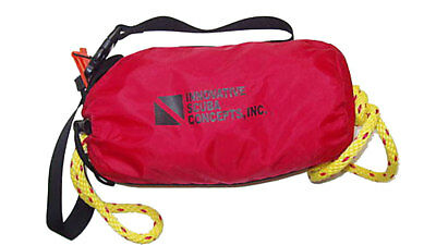 Throw Bag Rescue 75ft Rope Kayak Safety Boat Water FL0701 New!