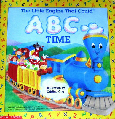 New -The Little Engine That Could ABC Time - Paperback