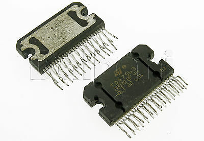 TDA7563 STMICROELECTRONICS AUDIO Integrated Circuit NEW - $5 75