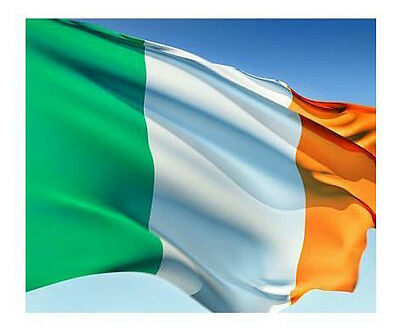 New Ireland Irish Republic Large Flag 5ft x 3ft Dublin St Patricks Day Football