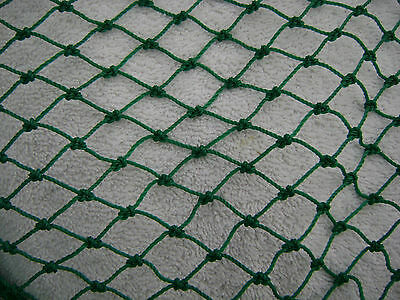 2 feet 0 inches X 2 feet 6 inches GREEN POLY/NYLON SHRIMP FISHING NET (#N82)