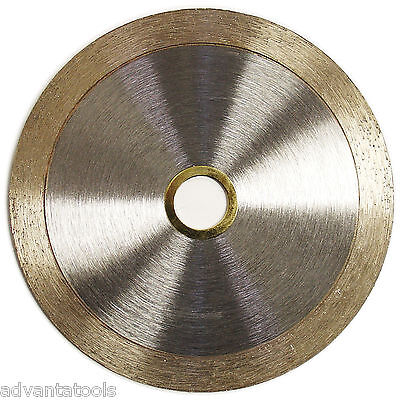 "4.5"" Standard Wet / Dry Cutting Continuous Rim Tile Diamond Saw Blade"