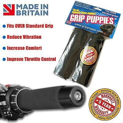 Motorbike And Scooter Handle Bar Grip Puppies