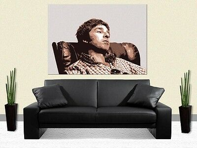 NOEL GALLAGHER - OASIS - SILK POSTER - Stylish Wall Art - Choose Size & Colour