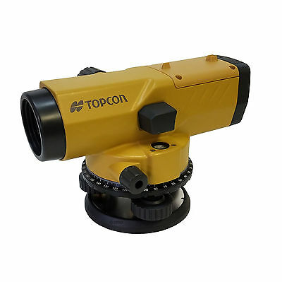 New Topcon AT-B4 24x Automatic Level