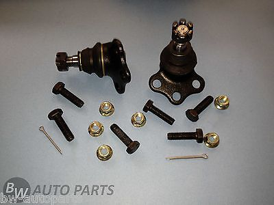 2 Front Lower Ball Joints 1997-2008 PONTIAC GRAND PRIX 97-08