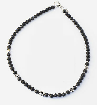 Kilkenny Marble Celtic Necklace, Designed By Sue Bowden, Made In Ireland