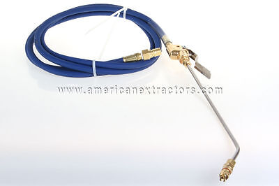 Pre Spray Wand for Carpet Cleaning Extractors PMF Sprayer 300 PSI Brass Valve