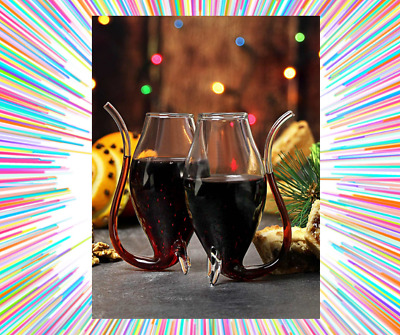 Port Sippers - Set Of 2 Port Sippers