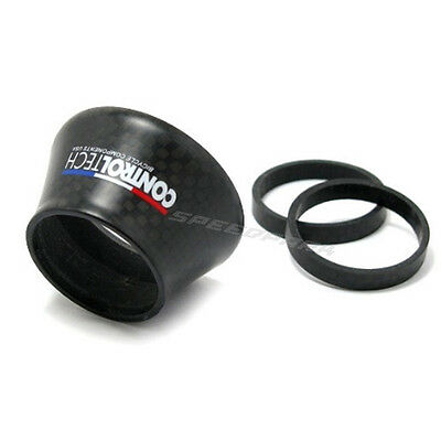 """ConControltech 1-1/8"""" Carbon Fiber Bike Bicycle Cycling Headset Spacer - 25mm"""