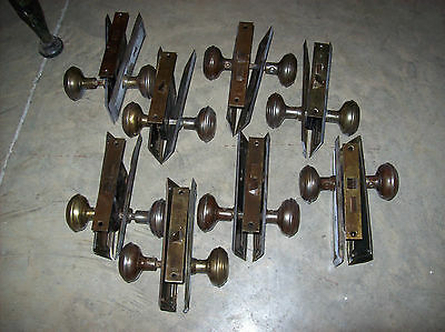 8 avail Cross hatch door hardware  (DH 60 )