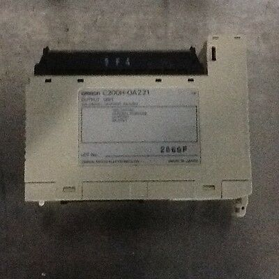 Omron C200H-0A221 Output Unit