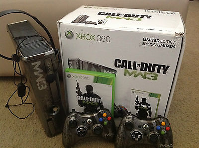 Microsoft Xbox 360 S (Latest Model)- Call Of Duty: Modern Warfare 3 Bundle...