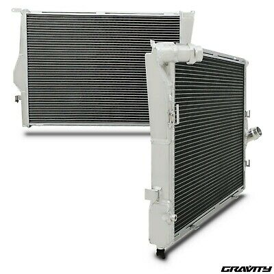 42Mm Alloy Sport Race Engine Cooling Radiator For Bmw 3 Series E92 M3 07+ Coupe