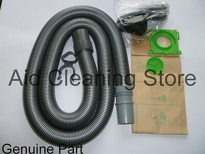 Genuine SEBO Upright Vacuum Cleaner Extension Stretch HOSE ASSEMBLY KIT