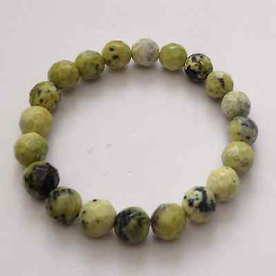 Connemara Faceted Bead Bracelet Designed By Sue Bowden, All That Glisters