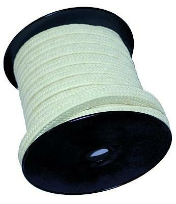 "Ptfe Impregnated Gland Packing Rope Seal - 8Mm (5/16"") Square, Per Metre"