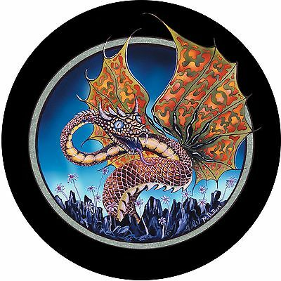 Dragon Spare Tire Cover wheel Cover for Jeep RV Camper & more(all sizes avail)