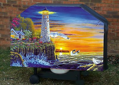 Lighthouse # 4 BBQ Barbeque Gas Grill Cover