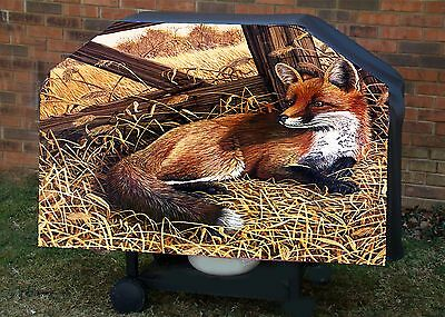 Fox # 1 BBQ Barbeque Gas Grill Cover
