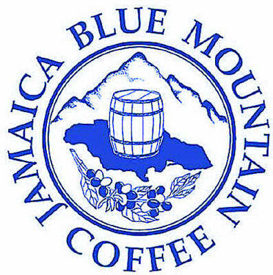Jamaican Blue Mountain Coffee Beans & Hawaiian Kona Coffee Bean 1 Pound Each