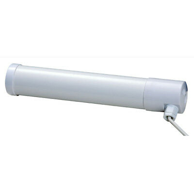 Tubular heaters, 60/120W, 1ft/2ft for garages, conservatories or greenhouses.