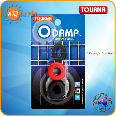 Tourna Pete Sampras Tennis Racquet Vibration Dampener