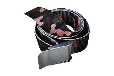 Weight Belt (Camo Textile Design)