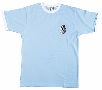 Coventry City Football T Shirt New Sizes S-XXL Embroidered Logo
