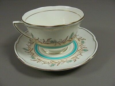 Royal Doulton PRELUDE Cup and Saucer Set
