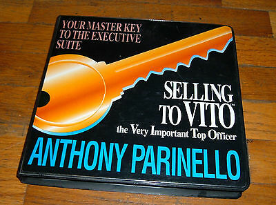 Selling to VITO: the Very Important Top Officer - Anthony Parinello Audio Tapes