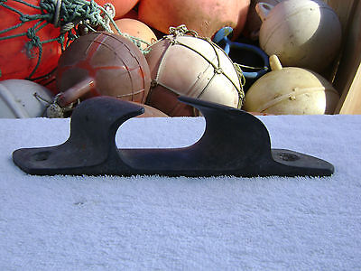 9+1/2 Inch Galvanized Chock Ship Boat Dock Cleat (#0346)