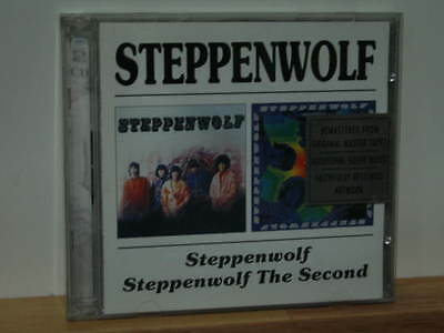 Steppenwolf St & The Second Remastered Rare Oop 2Cd