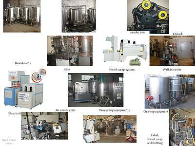 Beer or Soda Packaging equipment (carbonated capability)