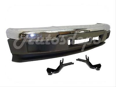 Front Bumper Cover Kit For 2004-2012 GMC Canyon w// Bumper//Valance Primed