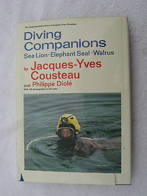 Diving Companions Book Maritime Nautical Marine (#092)